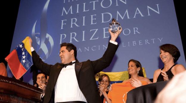 Yon Goicoechea Milton Friedman Prize