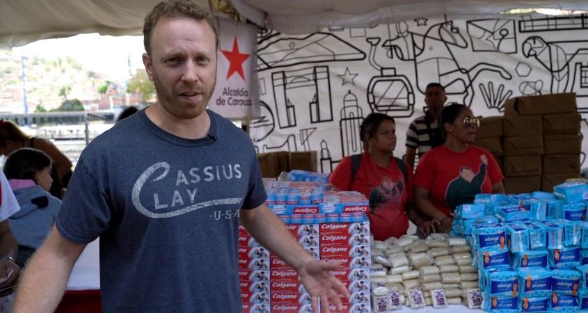 Max Blumenthal Venezuela markets