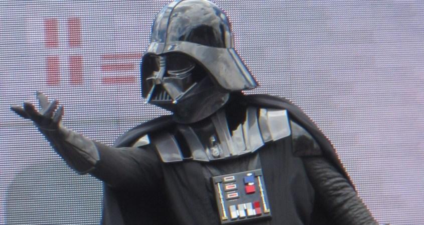 Darth Vader grip Venezuela
