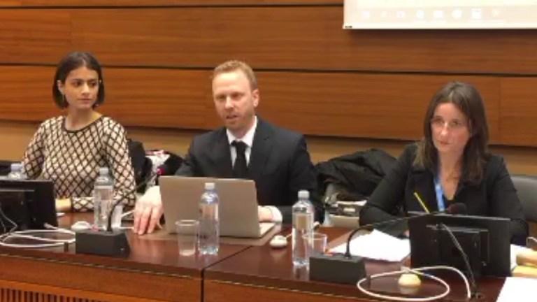 Max Blumenthal UN Venezuela
