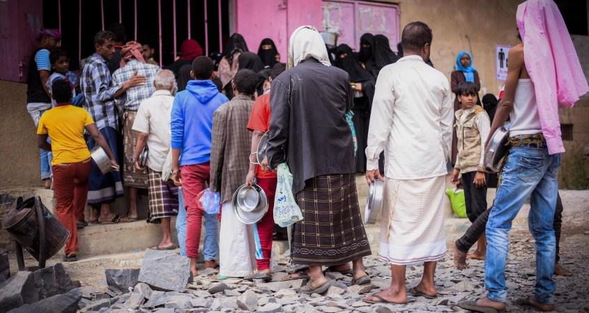 US-Saudi War on Yemen Fuels 'Largest Food Security Emergency