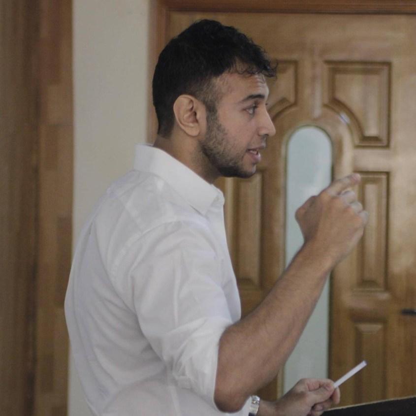 Junaid S Ahmad