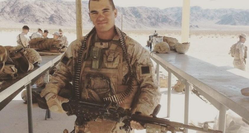 Luis Medina machine gun death threat CODEPINK