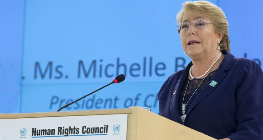 Weaponizing human rights': UN chief Bachelet's Venezuela report