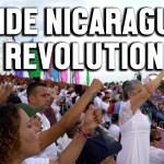 FSLN 40th anniversary revolution