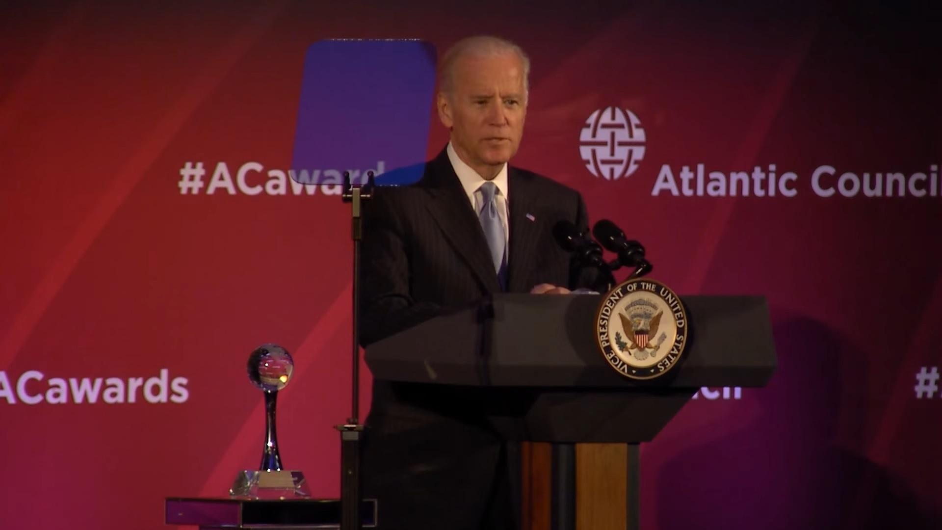 Atlantic Council Joe Biden Ukraine Burisma