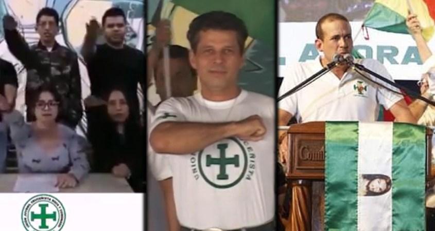 Запад поддерживает христиано-фашистскую диктатуру в Боливии.