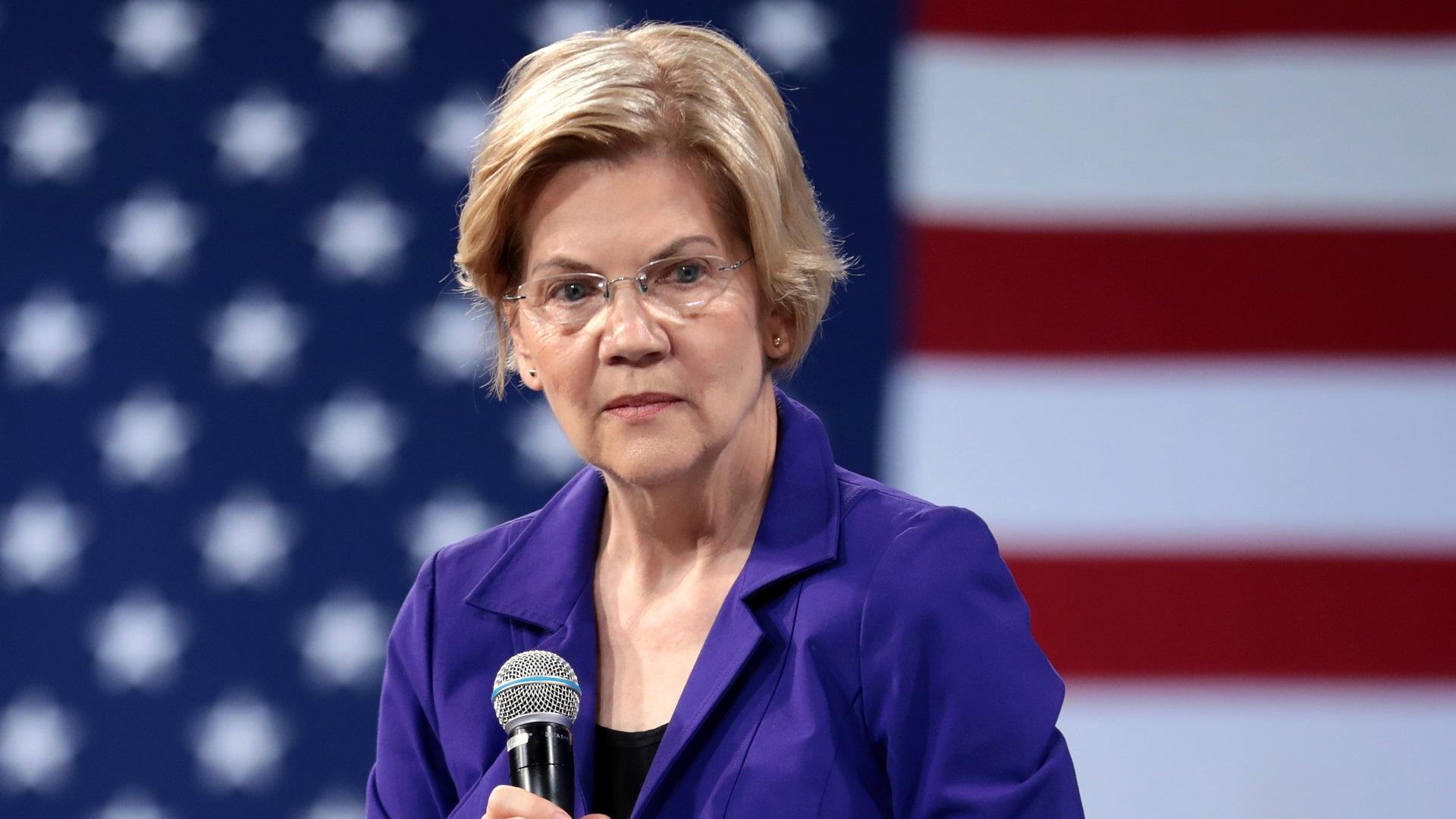 Elizabeth Warren Venezuela Bolivia