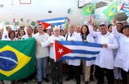 Cuban doctors Brazil coronavirus