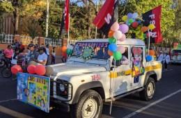 Nicaragua coronavirus march regime change