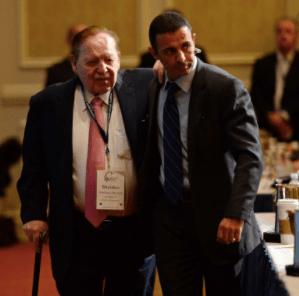 Sheldon Adelson bodyguard