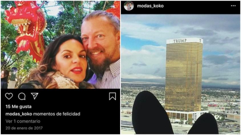 Noelia Paez David Morales Las Vegas
