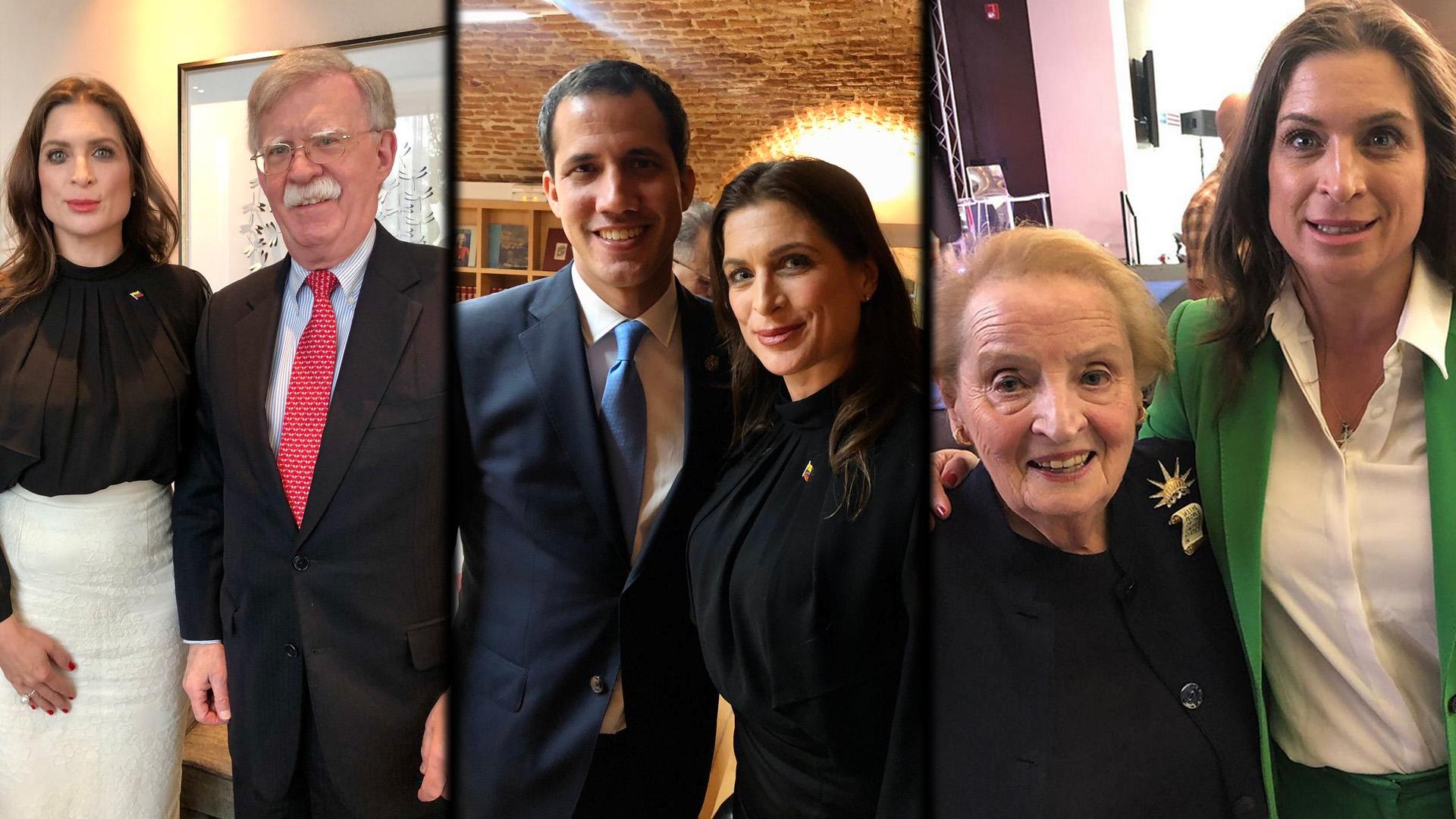 Vanessa Neumann Venezuela ambassador oligarch