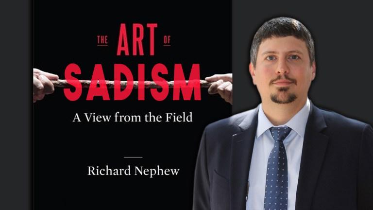 Richard Nephew sanctions Iran Biden