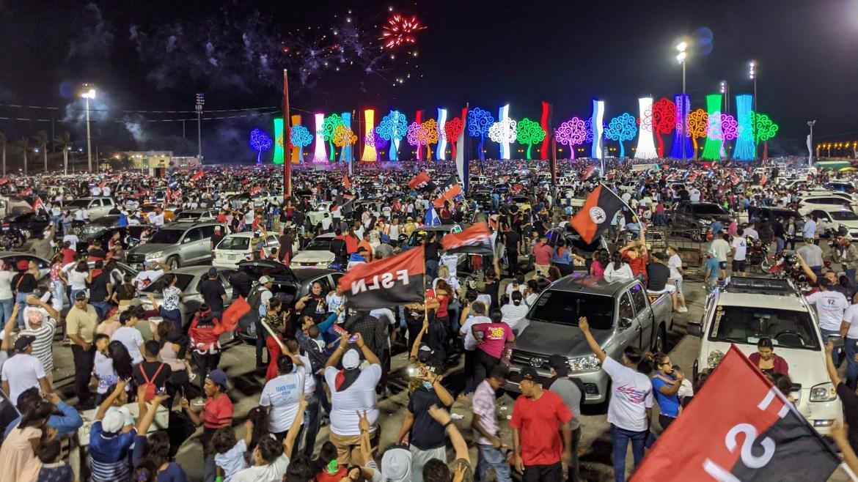 Sandinista revolution anniversary July 18 2021