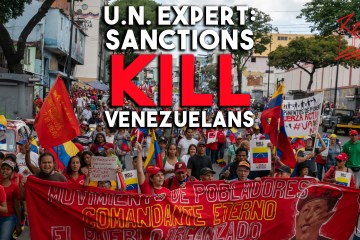 UN US sanctions Venezuela