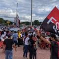 nicaragua july 19 sandinista revolution managua plaza
