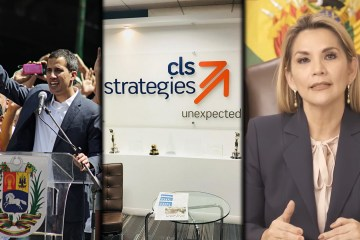 CLS Strategies Facebook fake news Venezuela Bolivia