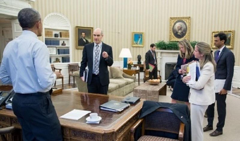 Mark Feierstein Obama White House Latin America