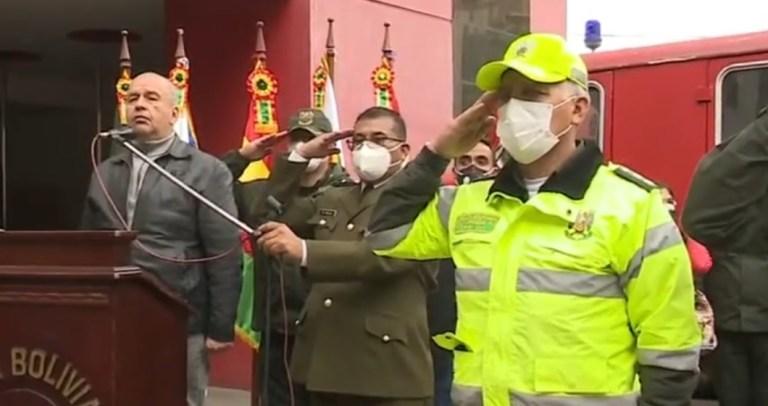 Bolivia election observers threat Arturo Murillo