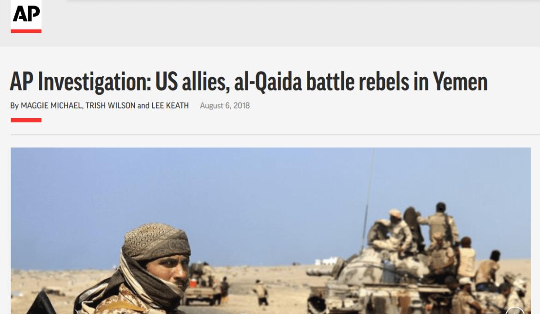 AP Yemen al Qaeda US allies