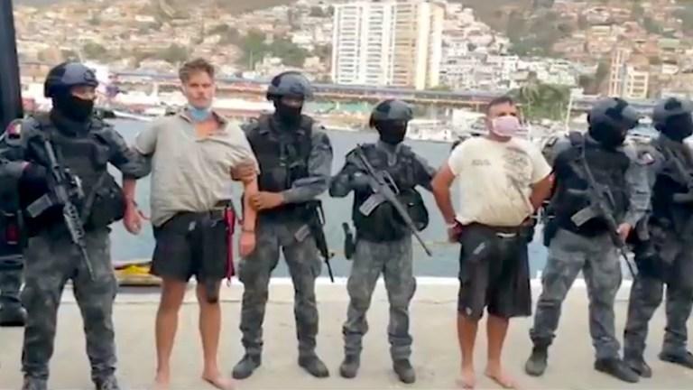 Operation Gideon Venezuela US Colombia