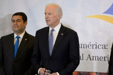 Biden Plan Central America Alliance for Prosperity