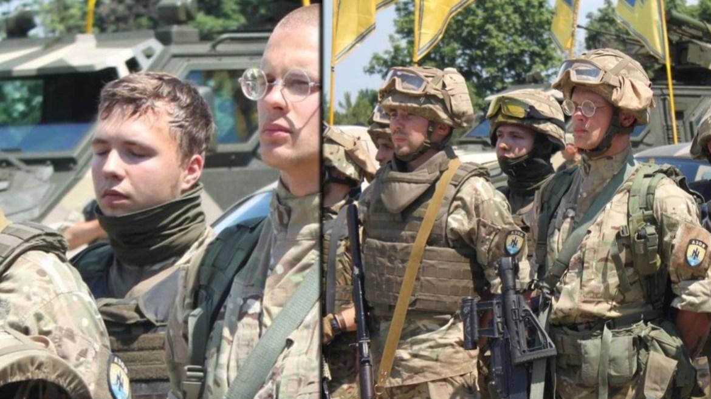 Belarus Roman Protasevich Azov Nazi Ukraine