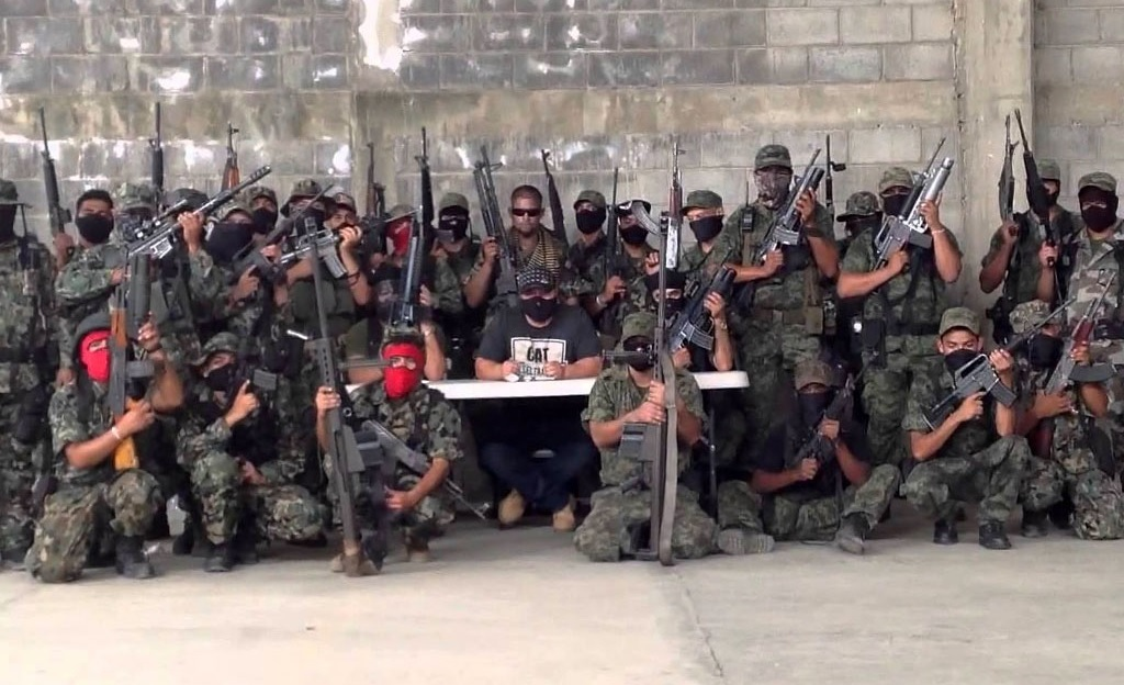 Los Zetas Mexico cartel