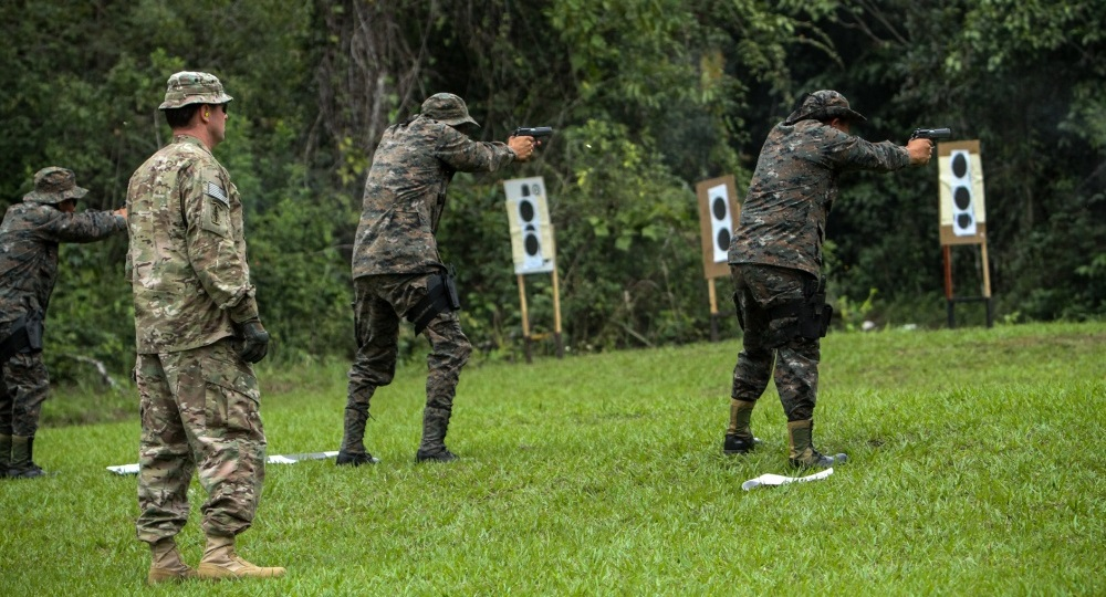 US special operations forces training Guatemala Kaibiles