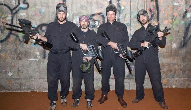 VICE paintball Hezbollah