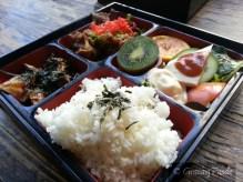 Don Don Box - Teriyaki, Sukiyaki, Salad & Rice Box
