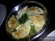 Pierogi - Polish Dumplings, Soured Cream