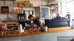 Coffee Counter at Collective Espresso