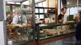 Inside Tivoli Road Bakery