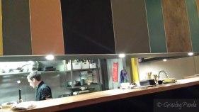 Kitchen at Hercules Morse Kitchen and Bar