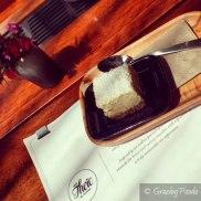 Pana Chocolate Raw Passionfruit Cheesecake