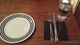 Table at Hercules Morse Kitchen and Bar