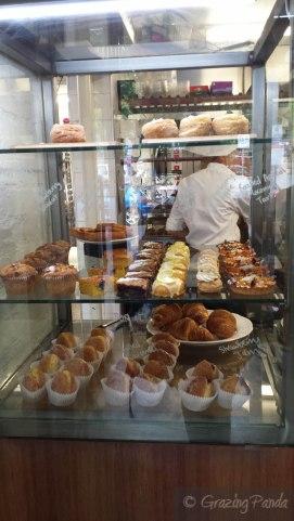 Sweets at Tivoli Road Bakery