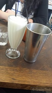 Vanilla Bean Milkshake