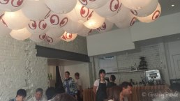 Inside Supernormal Canteen