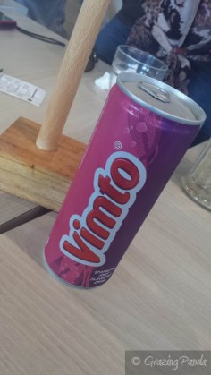 Vimto at Zaatar