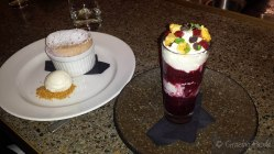 Desserts at The Smith