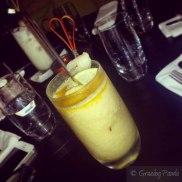 Mango Inspired Mocktail