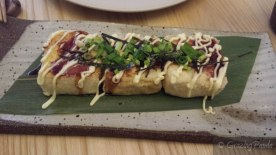 Fried Tofu with Szechuan Mayo