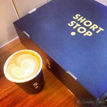 Coffee & Takeaway Donuts