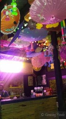 Funky Umbrella Ceiling