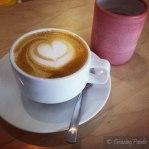 Latte at Nora