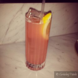 Peach Mocktail