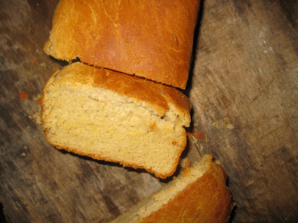 Јерменски хлеб од ражаног брашна
